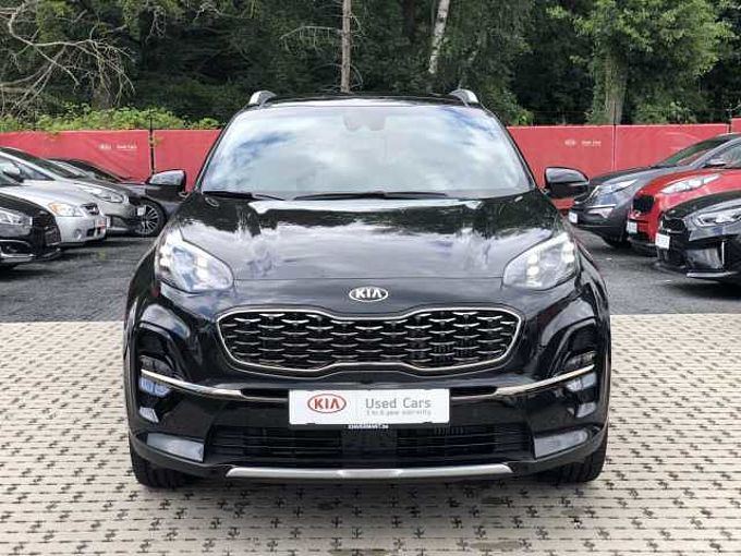 Kia SPORTAGE 1.6T GT Line Edition 3 DCT